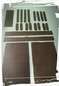 Découpe de cuir pour sac en cuir de style Gérard darel tuto home made monblabladefille.com