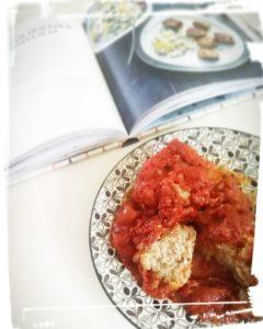 Recette des boulettes danoises à la sauce tomate cuisinée façon italienne simple monblabladefille.com