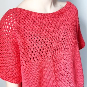 Pull carla #monblabladefille,diy,fait main,fiche explicative,hand made,hand made wardrobe,knitters,knitting,coton,drops,monblabladefille.com,point fantaisie, passion tricot,patron,pull,tendance,tricot,tricot addict,tuto,tutoriel, mespatronsdefille