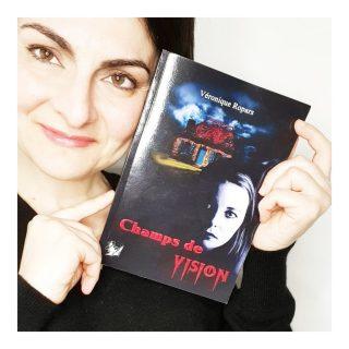 Photo roman Champs de vision de Véronique Ropars Jenn ink éditions