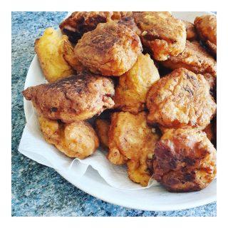 Photo des accras de poisson recette de cuisine rapide gratuite monblabladefille.com #monblabladefille simple