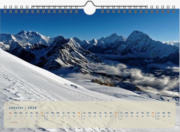 Mera Peak - 01 - Janvier
