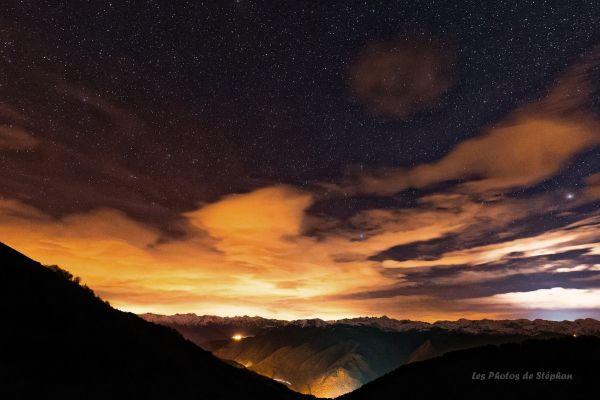 DSC_8090 - Etoiles et nuages sur la jasse de Sédar