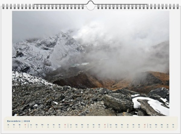 Mera Peak, Népal - 45x30 11