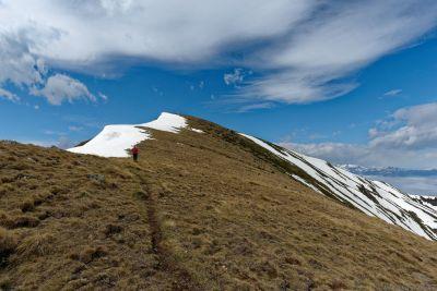 Là-haut le Mont Fourcat