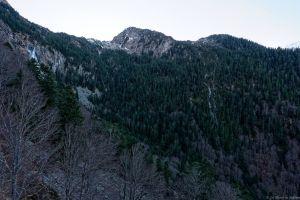 Cascade provenant du Milouga