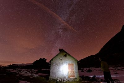 Cabane du Taus