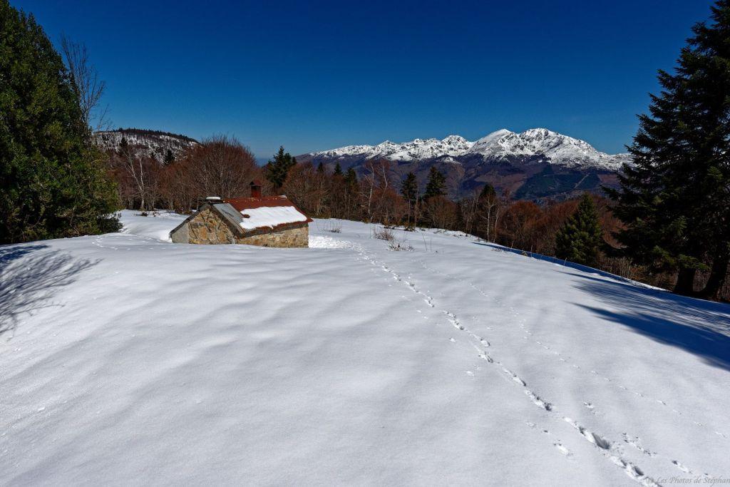 Cabane de Coumels