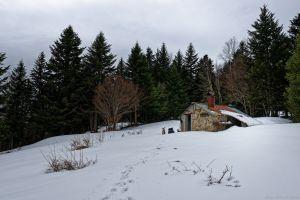 Cabane de Bretounels en raquettes, 13 et 14 avril 2019 1