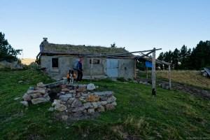 Cabane d'Artaran sur le GR10