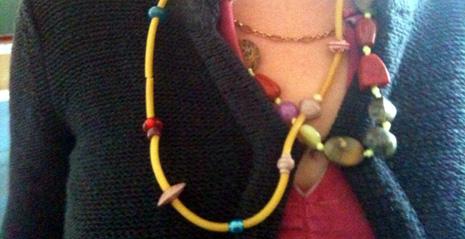 Comment faire un beau collier de perles ?