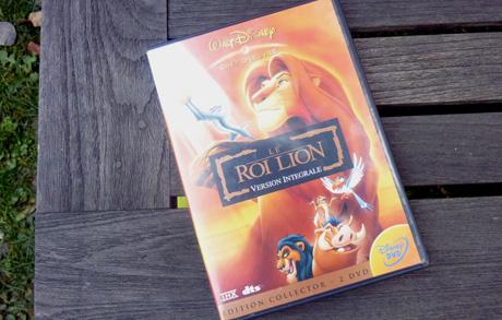 Pourquoi le DVD du Roi Lion est-il introuvable ?