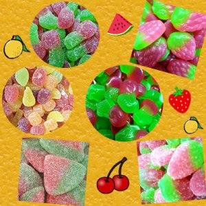 Mix fruits - 600g