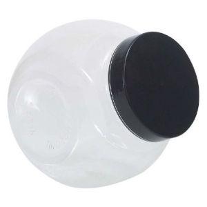 Bonbonnière ronde 650ml + couvercle