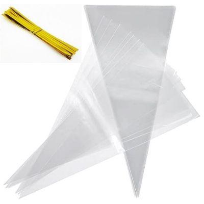 Cônes transparents M x10