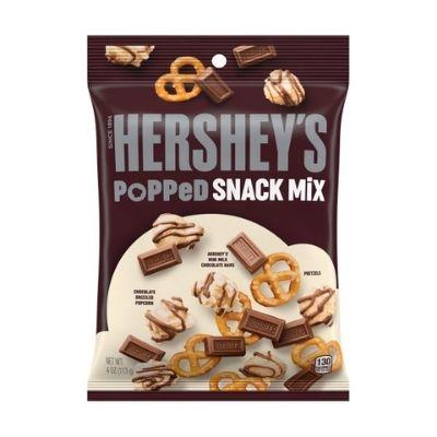 Hershey's popped snack mix - 113g