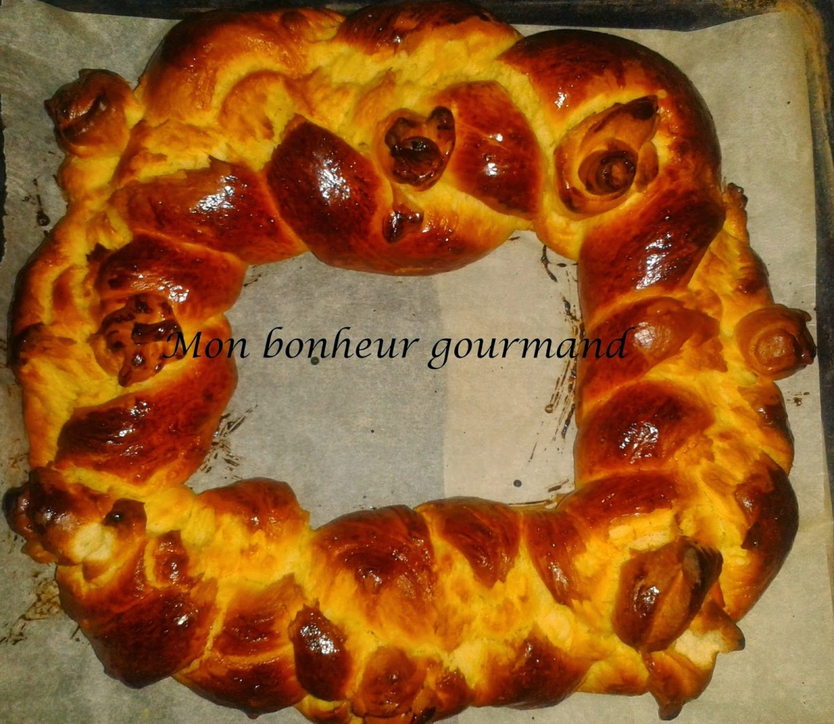 Le pain au beurre antillais