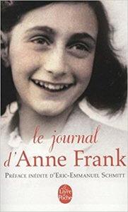 8 mars : Le Journal d'Anne Franck, Mon carré de sable