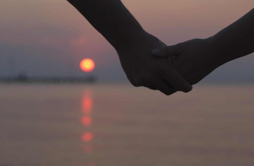 L'amour crépusculaire, un amour tranquille...
