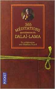 """5 merveilleux micro-contes bouddhistes qui vous rendront plus sage Livre de THICH NHAT HANH : """"365 méditations quotidiennes du Dalaï-Lama"""""""