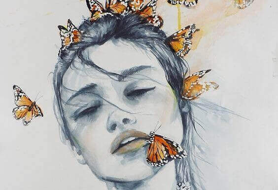 """Le deuil : """"Seules les personnes capables d'aimer intensément peuvent souffrir de grande douleur, mais ce même besoin d'aimer sert à contrecarrer leurs deuils et les guérit». -Léon Tolstoï-"""