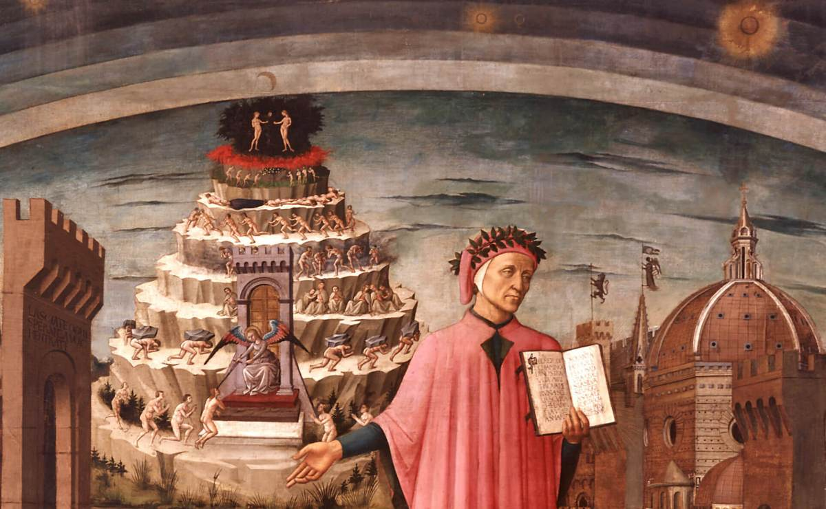 Dante un génie de notre monde intérieur?