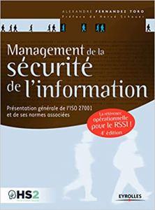 7 personnes, Mon carré de sable : Sécurité informatique Management de la sécurité de l'information: Présentation générale de l'ISO 27001 et de ses normes associées - Une référence opérationnelle pour le RSSI