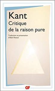 Critique de la raison pure Poche – 18 août 2006 de Emmanuel Kant  (Auteur), Alain Renaut (Traduction)