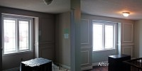 Before & After Photos - Moncast Custom Painting and Drywall