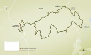 Caldas – Fonte Santa Circular walk
