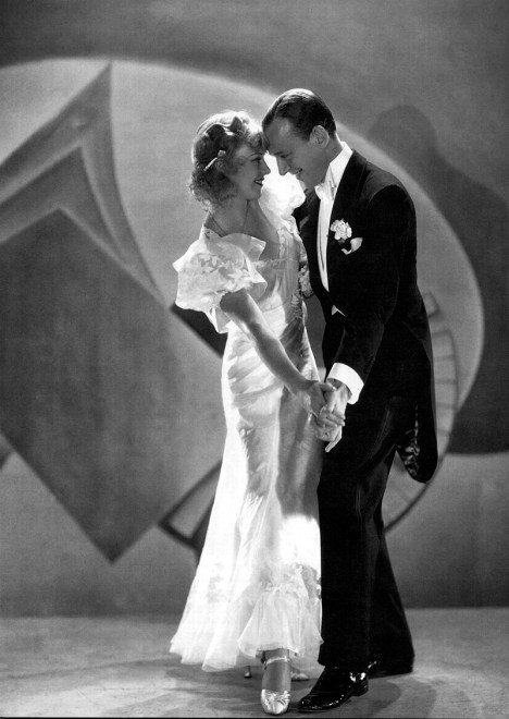 Fred Astaire et Ginger Rogers dans Carioca (Flying Down to Rio) de Thornton Freeland (1933)