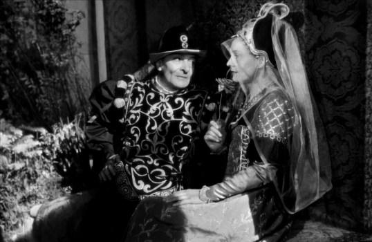Les Visiteurs du soir de Marcel Carné (1942) avec Arletty, Alain Cuny, Marie Déa, Jules Berry
