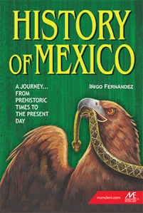 History of Mexico Book