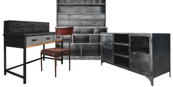meubles industriels design a prix casse