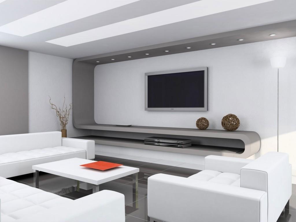 salon a l aide des meubles design