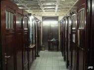 Toilettes Métro Palais Royal 1° B
