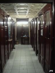 Toilettes Métro Palais Royal 1°A