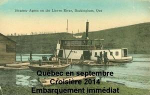 Québec en septembre 2014