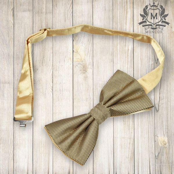 Falcon's aranysárga csokornyakkendő