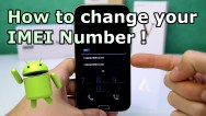 How to Change IMEI Number Android Smartphone (2016)