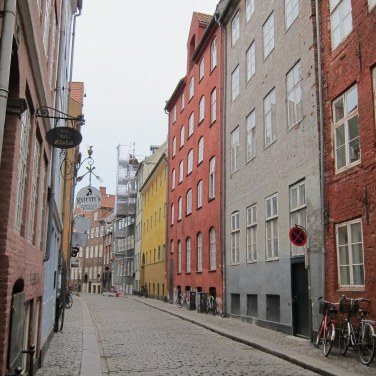 Ruelles de Copenhague