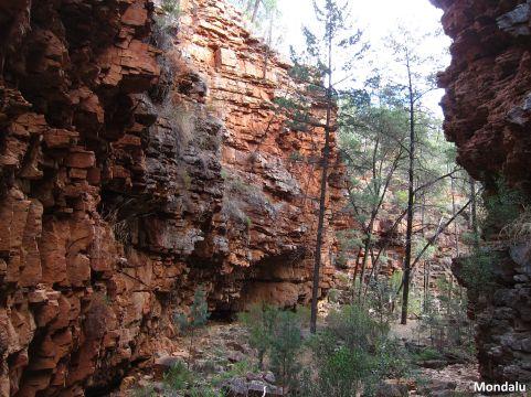 Hidden Gorge - Mount Remarkable