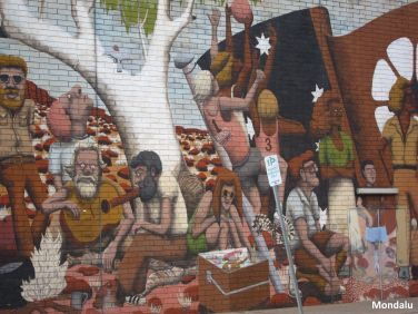 Alice Springs - Street Art