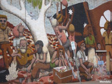 Alice Springs - Street Art
