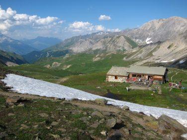 Refuge du Mont Thabor