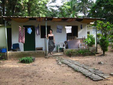 Cité à Abidjan