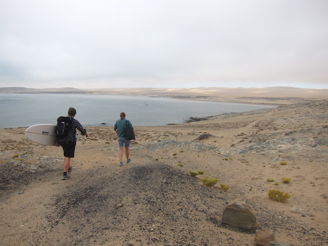 Agate beach près de Lüderitz