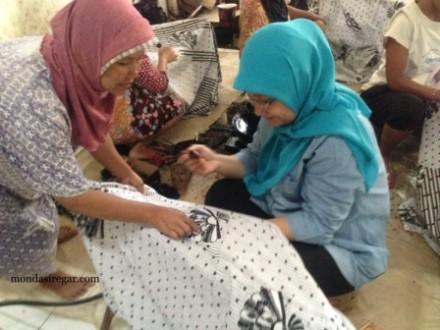 Galeri Batik Tasikmalaya