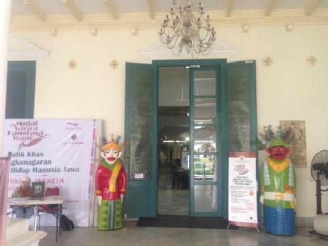 Pameran di Museum Tekstil Jakarta