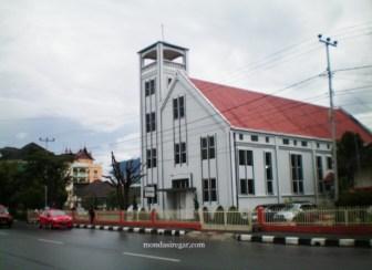 Gereja Katolik Bukittinggi 1